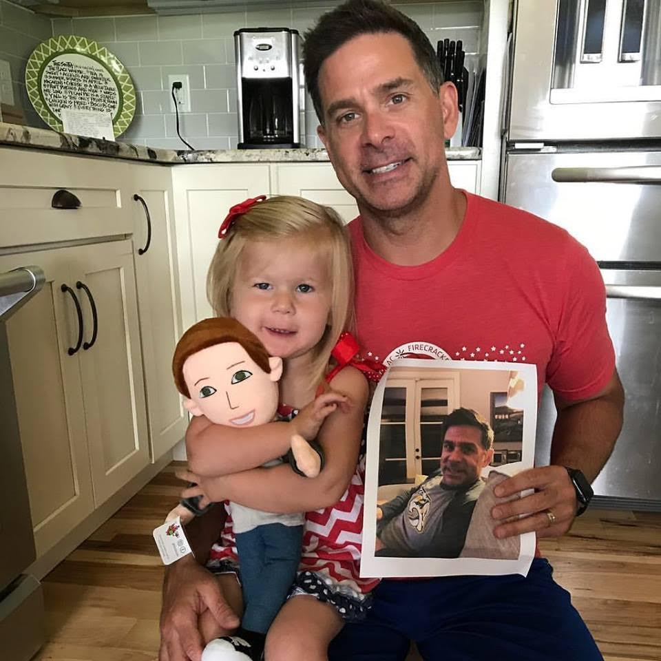 daddy doll for kids while seperated