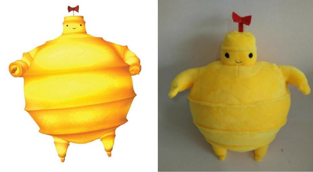 Pip's Island stuffed animal