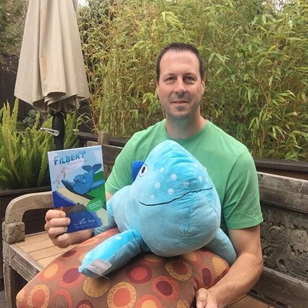 book character stuffed animal